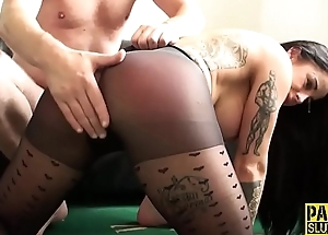 Frowardness fucked sub pounded