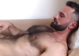 Soft beauty jerks groans coupled with cums