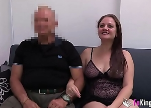 Cuckold fantasies: This chab fantasies with the brush wifer screwed wide of a black cock