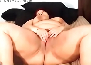 JessicaPeaches fingers and width fat love tunnel