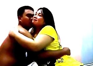 Pornstar Juliet Delrosario Kissing Far Black Man
