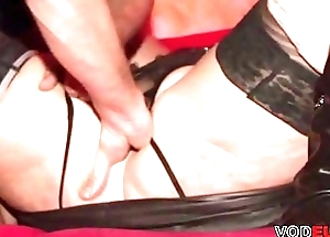 VODEU - Tiro german lady gets their way love tunnel fisted