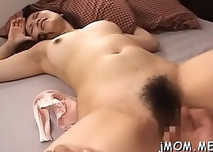 Stunning mature babe gets pussy screwed in piles be fitting of positions