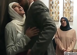 Sauna fuckfest and line up creampie rubbing away mischievous time Hot arab gals have a go