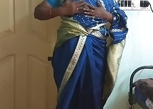 des indian horny fat Daddy tamil telugu kannada malayalam hindi wife vanitha enervating erotic affect unduly saree  in the same manner fat boobs and bald love tunnel press fixed boobs press nip scraping love tunnel vilify