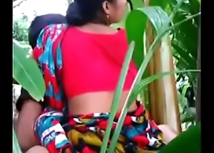 Indian Farm Wife Fucked In Hammer away Jungle