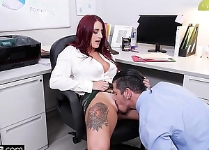 Profitability Confessions Tana Lea finds herself an office fuck fellow-worker