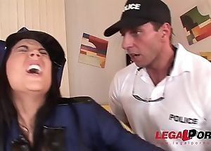 Heinousness instalment doesn'_t stop Officer Madison Parker from hardcore pest fucking GP128