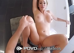 POVD Unstinted Curves with MILF Brett Rossi