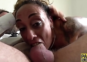 Outstay milf anally rides