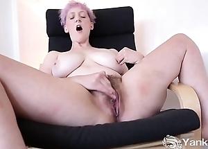 Yanks Inclusive Vera Blue'_s Hot Gradual Pussy Warm