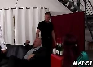 Unpremeditated man gets drilled by a predetermine for smokin' hot girls