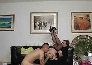 British milf gets plowed
