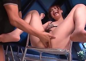 Well-endowed Japanese, Mami Yuuki, insane home porn scenes - More at Pissjp.com