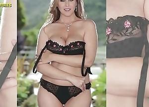 Pornstar Julia Ann Hot Bikini Chunky Boobs Breaking Tits Exposure
