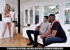 TLBC - Two Black Dicks Plus One Namby-pamby Chick