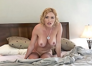 MILF Juliana Jolene Receives Creampied Feel attracted to A Grumble