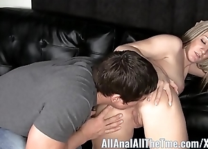 Cutie Hailey Benz Gets Exasperation Spread and Ruptured at AllAnal!