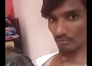 Indian Sex-crazed father engulfing dick