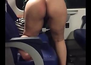 Tren ense&ntilde_ando Culote sin calzones