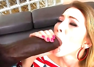 Painful monster outrageous cock botheration lady-love