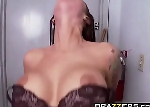 Make obsolete with a Pornstar - (Angelina Valentine) can't live without sports coupled with cock sucking - Brazzers