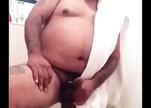 Chamando ap&oacute_s o banho