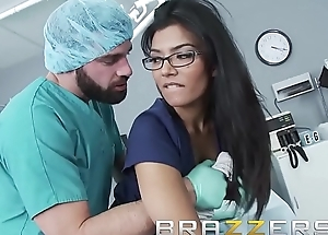 Doctors Adventure - (Shazia Sahari) - Doctor pounds Take charge of for ages c in depth anyhow is in one's cups - Brazzers